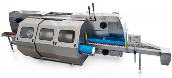 Machine haute pression Hiperbaric