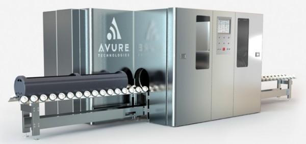 Machine à haute pression
