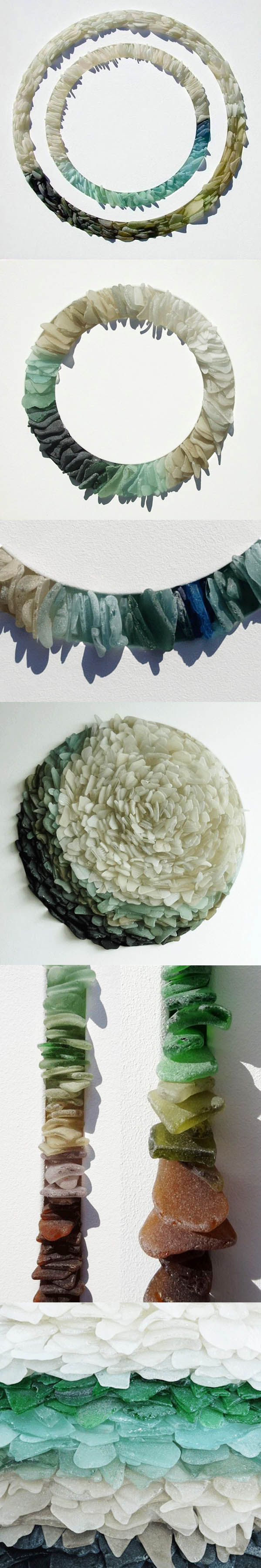 Terra Sophia - Sea Recup' Art - Tableaux de Jonathan Fuller